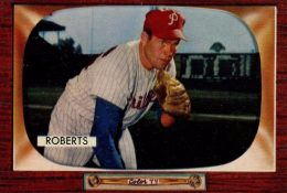 Top 10 Robin Roberts Baseball Cards 4