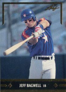 Top 10 Jeff Bagwell Baseball Cards 3