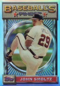 Top 10 John Smoltz Baseball Cards 6