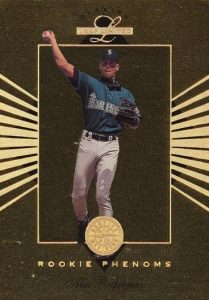 1994 Leaf Limited Rookie Phenoms Alex Rodriguez