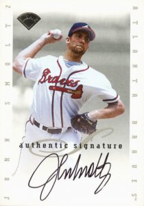 Top 10 John Smoltz Baseball Cards 9