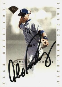 Top 10 Alex Rodriguez Baseball Cards 12