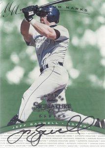 Top 10 Jeff Bagwell Baseball Cards 9
