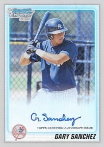 Full Guide to Gary Sanchez Rookie Cards and Key Prospects 19