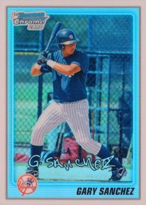 Full Guide to Gary Sanchez Rookie Cards and Key Prospects 18