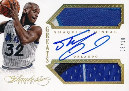 Shaq Attack! Top 10 Shaquille O'Neal Basketball Cards 19