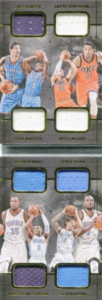 2015-16 Panini Preferred Basketball Crazy Eights Book