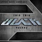 2015-16 UD Black Hockey Cards