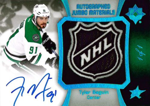 2015-16 Upper Deck Ultimate Collection Hockey Cards 35