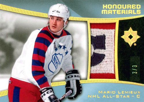 2015-16 Upper Deck Ultimate Collection Hockey Cards 31