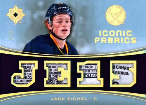 2015-16 Upper Deck Ultimate Collection Hockey Cards 33