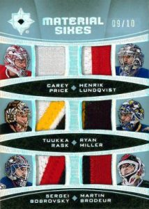 2015-16 Upper Deck Ultimate Collection Hockey Cards 40
