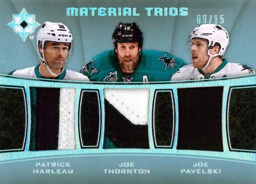 2015-16 Upper Deck Ultimate Collection Hockey Cards 38