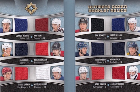 2015-16 Upper Deck Ultimate Collection Hockey Cards 42