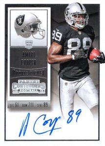 Amari Cooper Rookie Card Gallery and Checklist 9
