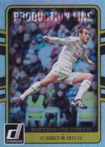 2016-17 Donruss Soccer Production Line Bale
