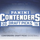 2016-17 Panini Contenders Draft Picks Basketball Cards - Checklist Added