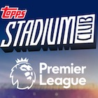 2016 Topps Stadium Club Premier League Soccer Cards