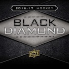 2016-17 Upper Deck Black Diamond Hockey Cards