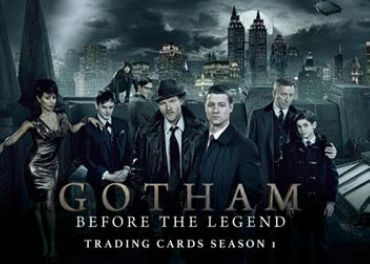 2016 Cryptozoic Gotham Season 1 Trading Cards - Camren Bicondova as Selina Kyle Autographs 37