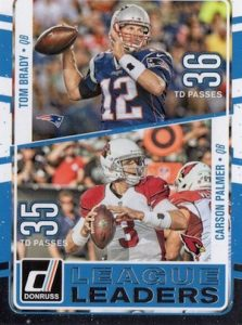 2016 Donruss Football League Leaders