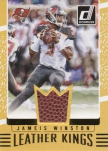2016 Donruss Football Leather Kings Winston