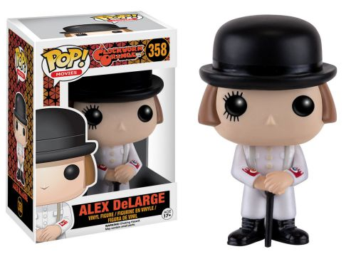 2016 Funko Pop Clockwork Orange 358 Alex DeLarge