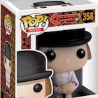 2016 Funko Pop Clockwork Orange Vinyl Figures