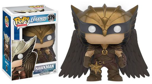 2016 Funko Pop Legends of Tomorrow 379 Hawkman
