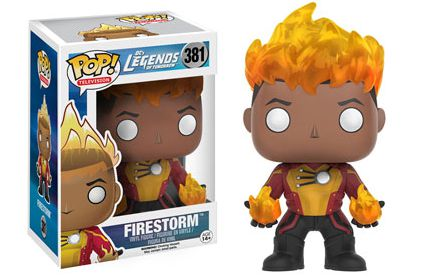 2016 Funko Pop Legends of Tomorrow Vinyl Figures 28