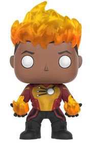 2016 Funko Pop DCs Legends of Tomorrow Firestorm