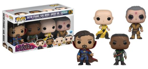 2016 Funko Pop Doctor Strange 4 Pack