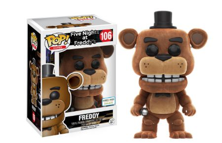 Ultimate Funko Pop Five Nights at Freddy's Figures Checklist and Gallery 2