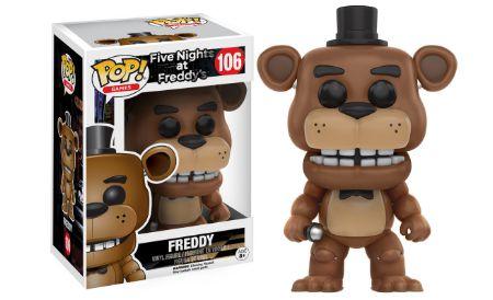 2016 Funko Pop Five Nights at Freddy's 106 Freddy