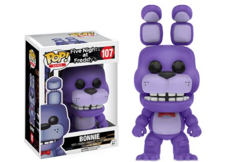 Ultimate Funko Pop Five Nights at Freddy's Figures Checklist and Gallery 3