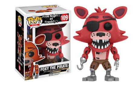 Ultimate Funko Pop Five Nights at Freddy's Figures Checklist and Gallery 5