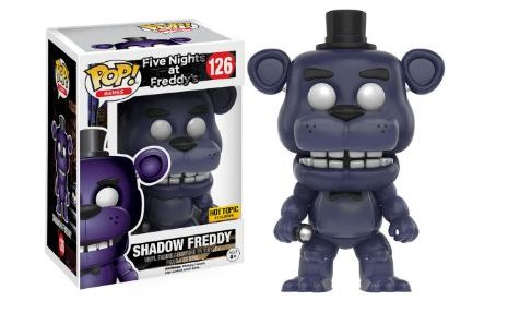 Ultimate Funko Pop Five Nights at Freddy's Figures Checklist and Gallery 13