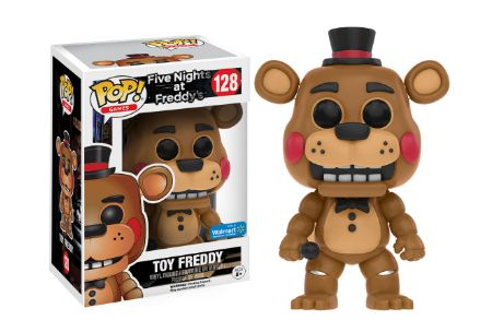 Ultimate Funko Pop Five Nights at Freddy's Figures Checklist and Gallery 15