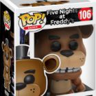 Ultimate Funko Pop Five Nights at Freddy's Figures Checklist and Gallery
