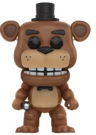 Ultimate Funko Pop Five Nights at Freddy's Figures Checklist and Gallery 64