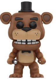 2016 Funko Pop Five Nights at Freddy's Freddy