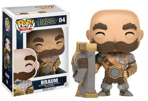 2016 Funko Pop League of Legends 04 Braum