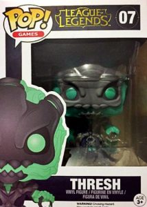 2016 Funko Pop League of Legends 07 Thresh