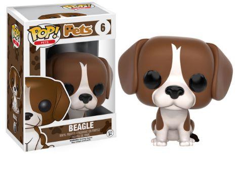 2016 Funko Pop Pets Beagle 6