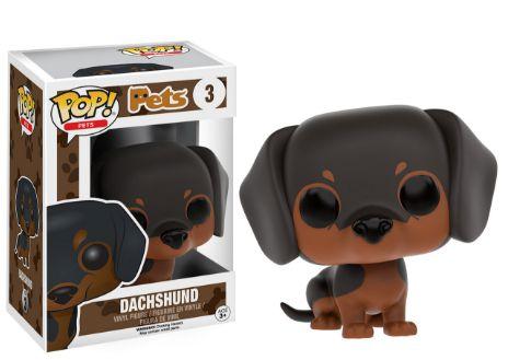 2016 Funko Pop Pets Dachshund 3