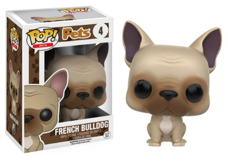 2016 Funko Pop Pets French Bulldog 4