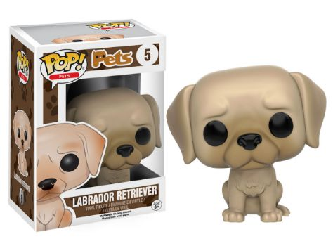2016 Funko Pop Pets Labrador Retriever 5