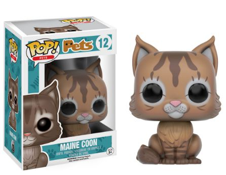 2016 Funko Pop Pets Maine Coon 12