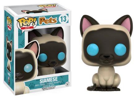 2016 Funko Pop Pets Siamese 13