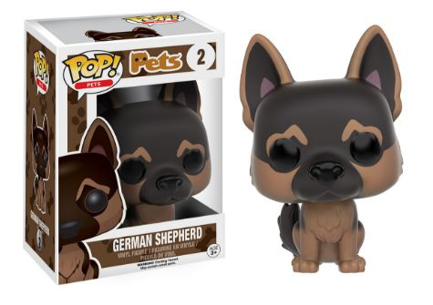 2016 Funko Pop Pets Siberian German Shepherd 2
